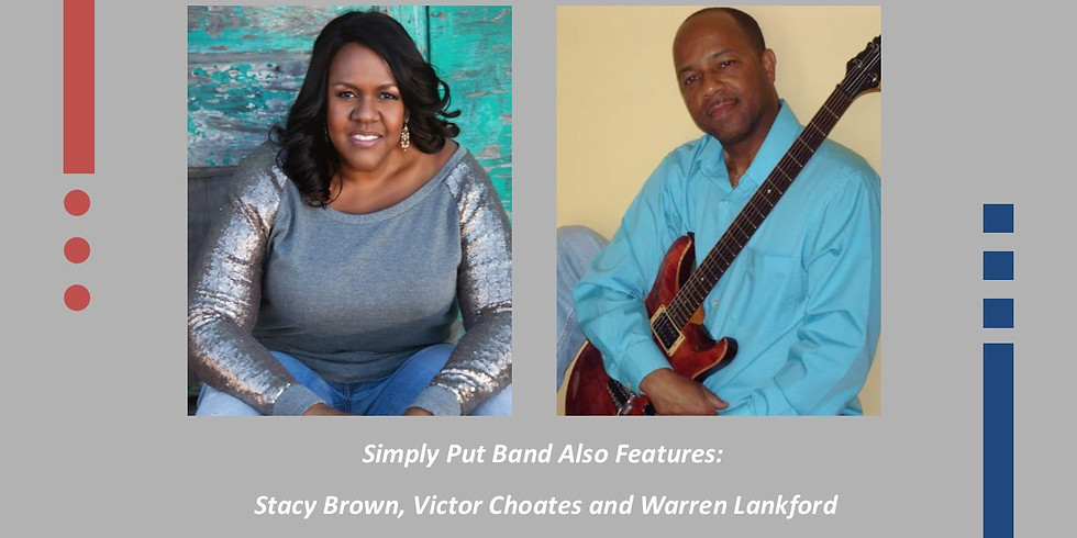 Simply Put Band at Nancy's Pizzeria featuring Candace Devaney