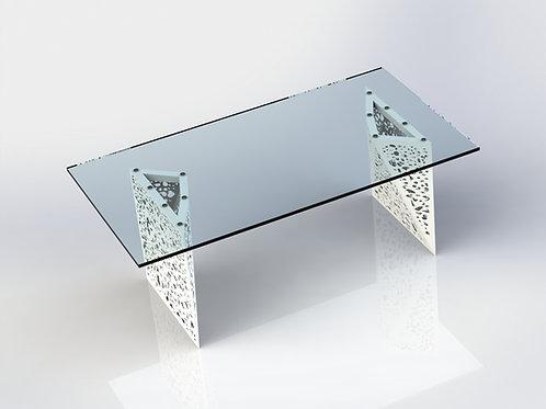 Modern Geometric Desk