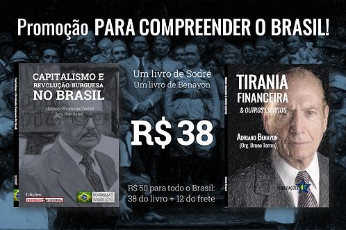 Promoção PARA COMPREENDER O BRASIL!