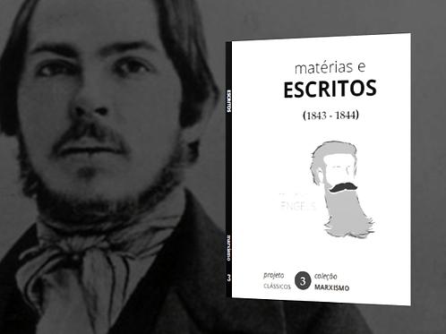 Escritos do Jovem Engels (1843-1844)