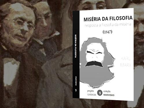 Marx: Miséria da Filosofia (1847)