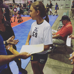 USA NAtional Team Try Outs