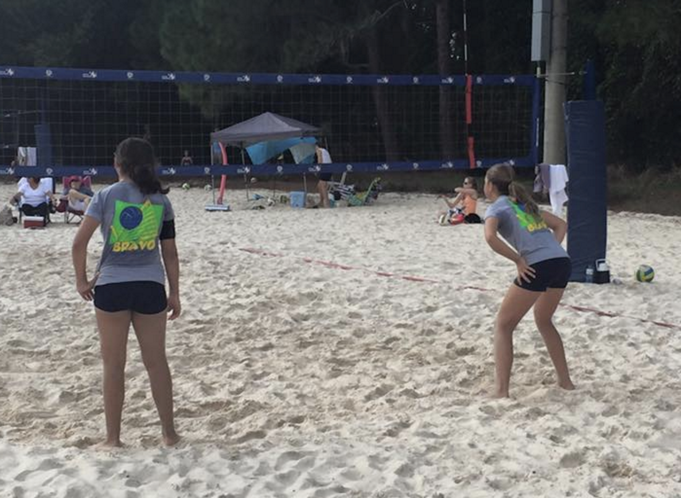 Beach Competition | April 2016