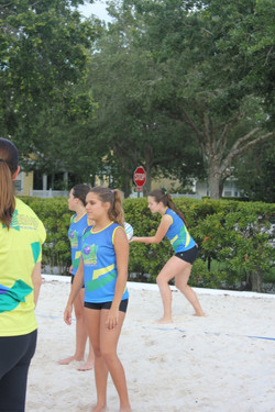 Beach Training | Carolina