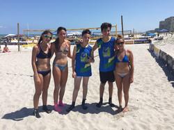 Beach Competition | April 2016