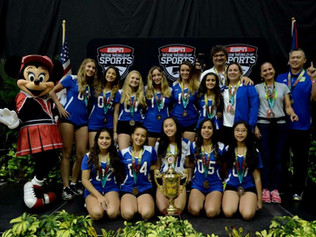 Celebration team ends Cinderella season with bronze medals at AAU Nationals