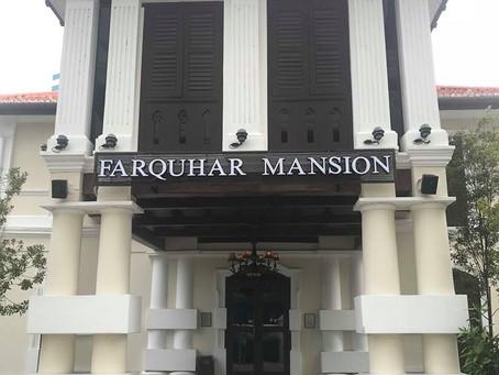 Farquhar Mansion @ George Town