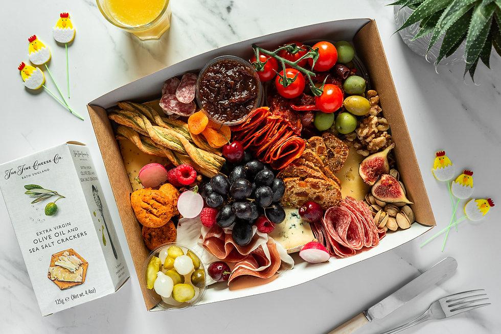 Bite & Graze Savoury Easter Box