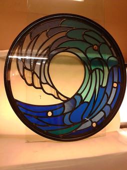 Circular wave.