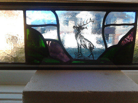 Stag window.