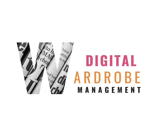 Digital Wardrobe Management