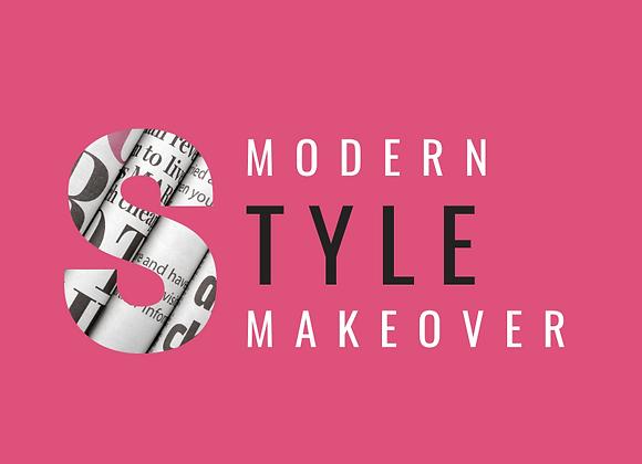 Modern Style Makeover