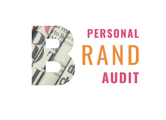 Personal Brand Style Audit