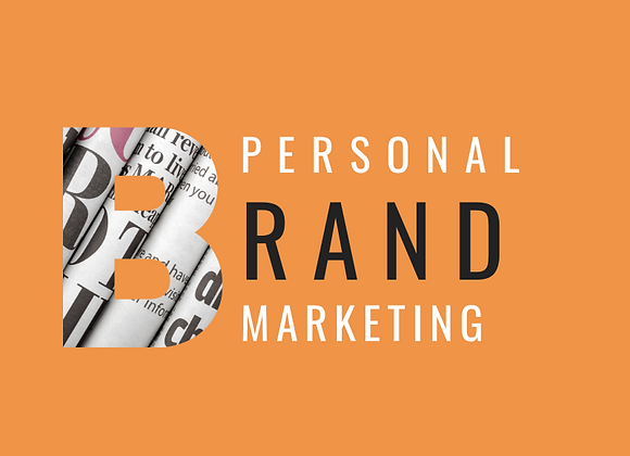 Personal Brand Marketing