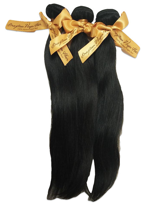 Brazilian Straight - 3 Bundle Set