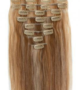 Kandy Clip Extension - Straight Human Hair 16'