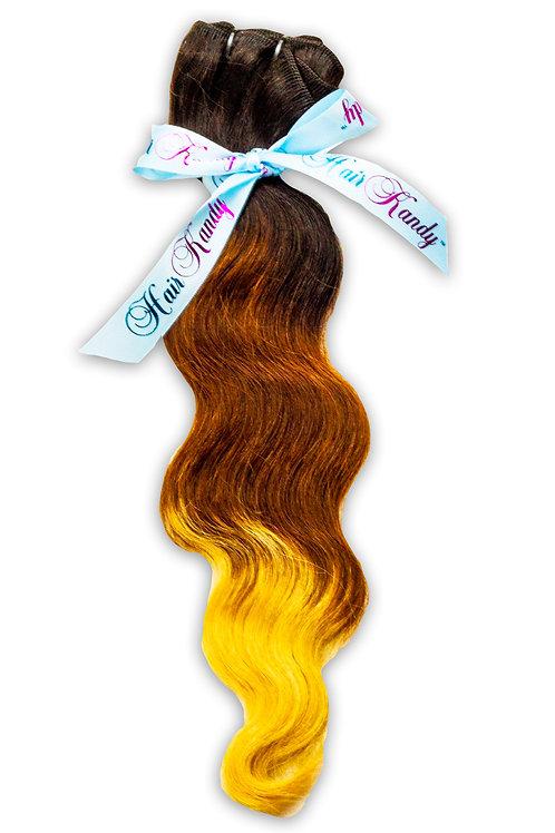 Brazilian Body Wave Custom Color - Single Bundle