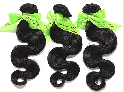 Peruvian Body Wave - 3 Bundle Set