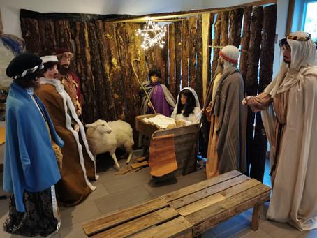 Gudstjenester i jula (påmelding)