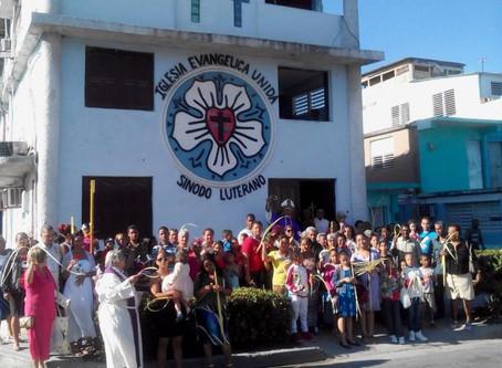 Bli med på misjonssolidaritet med Cuba.