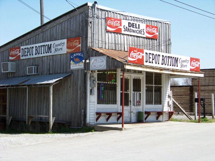 Depot Bttm Cafe