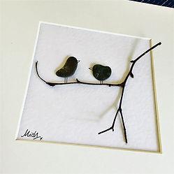 Pebble Art Picture