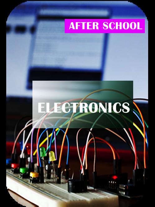 ELECTRONICS Course - Virtual Tech Camp -
