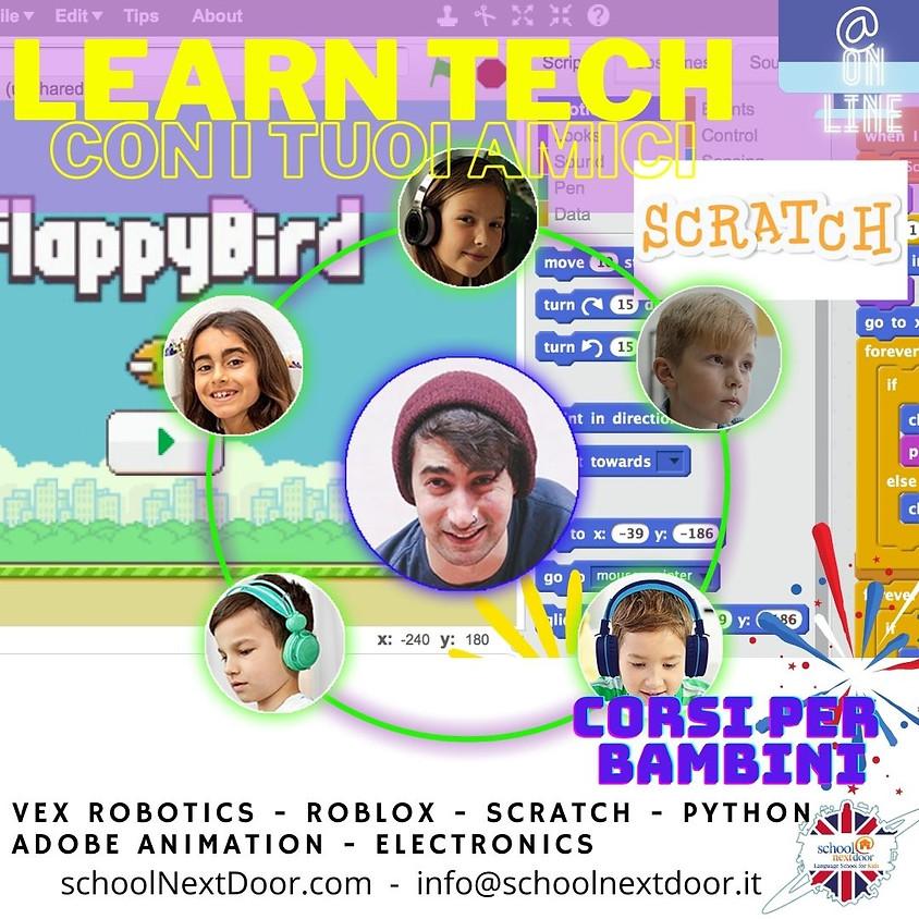 SCRATCH - Virtual Tech Camp Voucher