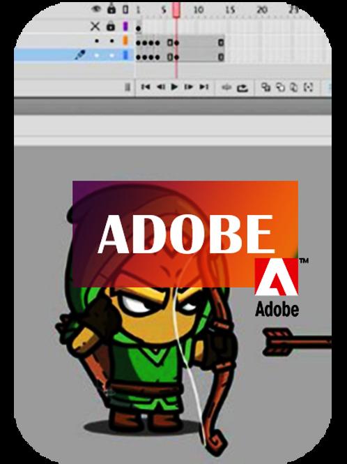 ADOBE Animation Course - Virtual Tech Camp -