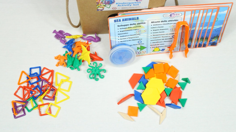 SMART LEARNING BOX for Kids - KIT ONLY