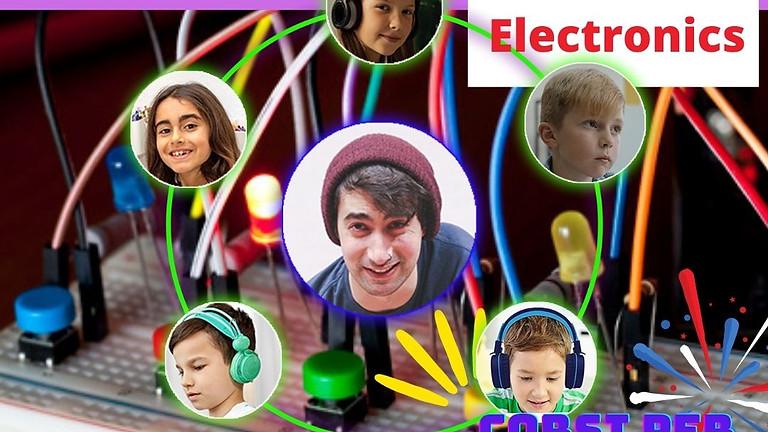 ELECTRONICS - Virtual Tech Camp Voucher