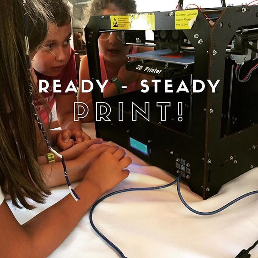 English & 3D Printing 2019