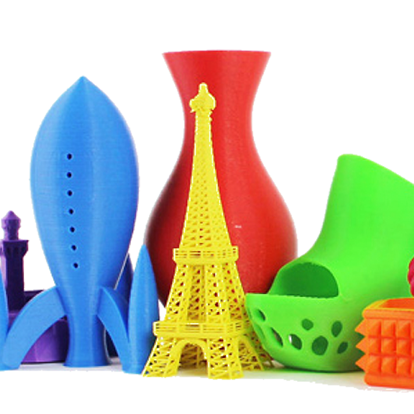 Inglese e Stampa 3D - Costruiamo oggetti in 3D   Easter Camp