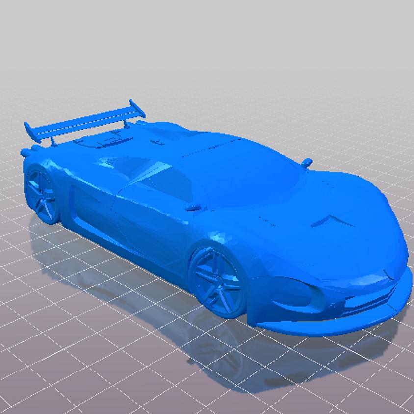 Inglese e Stampa 3D - Costruiamo a 3D Balloon Car -