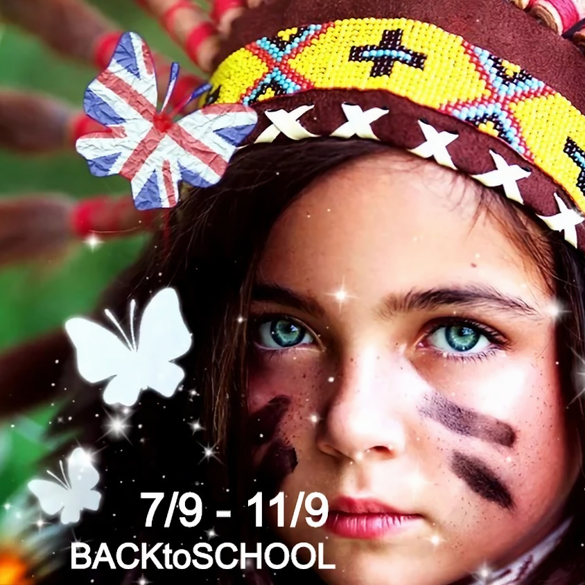 10% OFF - BACK TO SCHOOL  07/09 - 11/09