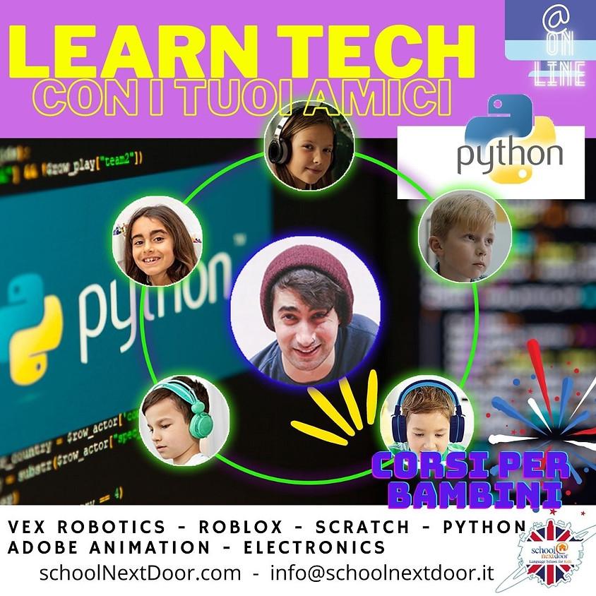 PYTHON - Virtual Tech Camp Voucher