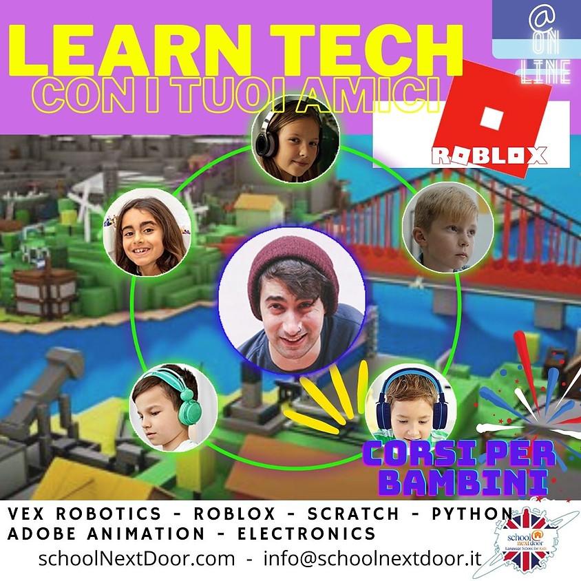 ROBLOX - Virtual Tech Camp Voucher