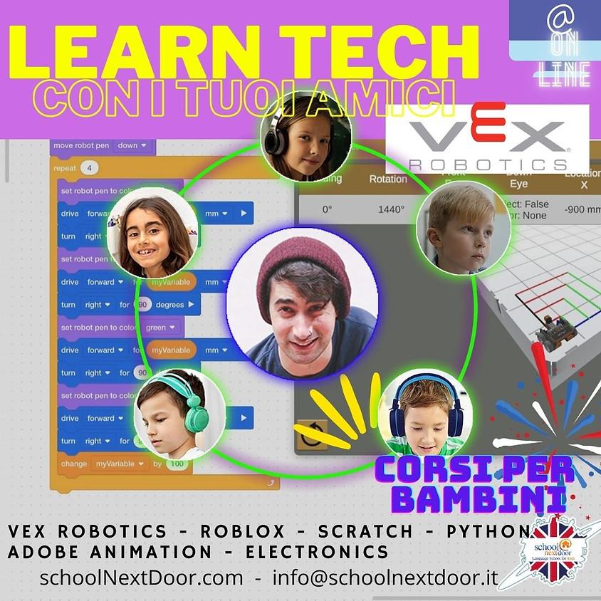 VEX Robotics - Virtual Tech Camp Voucher