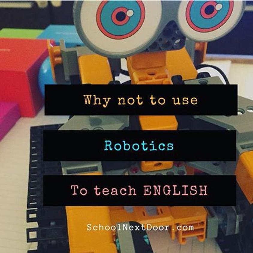 Inglese Robotica e Intelligenza Artificiale (AI)   Easter Camp