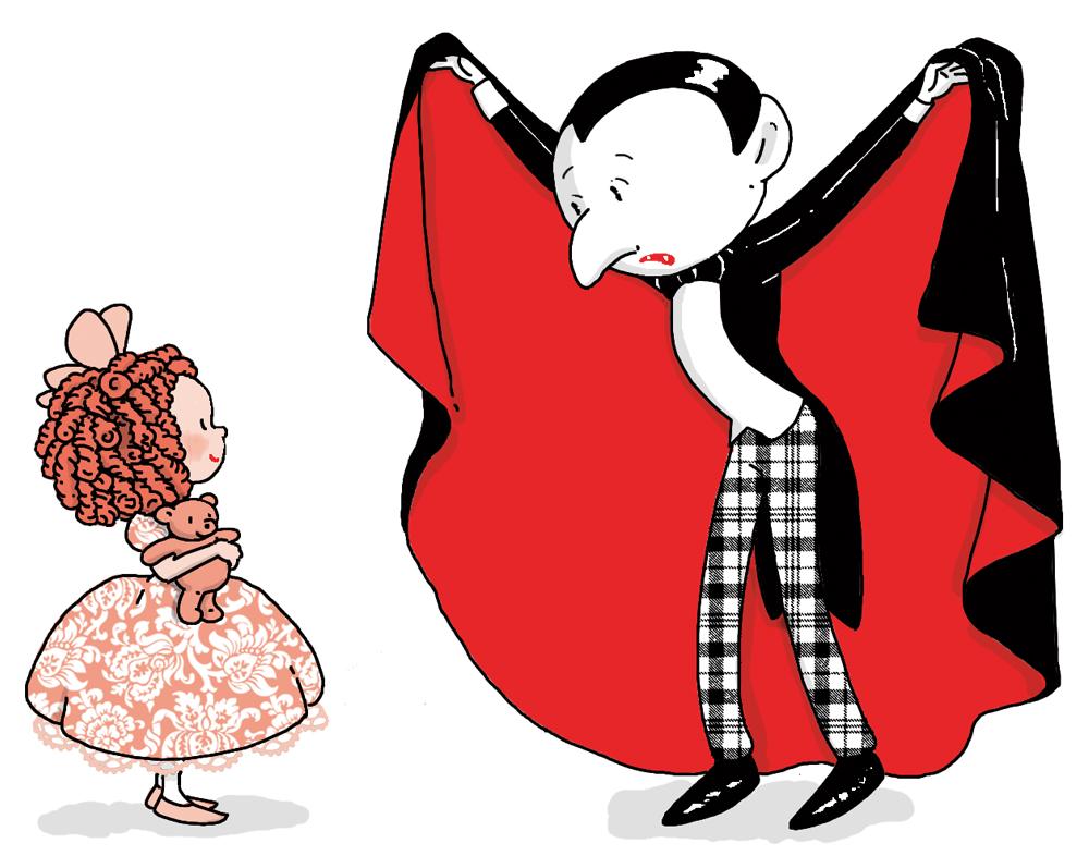 "Vignette ""Dracula"""