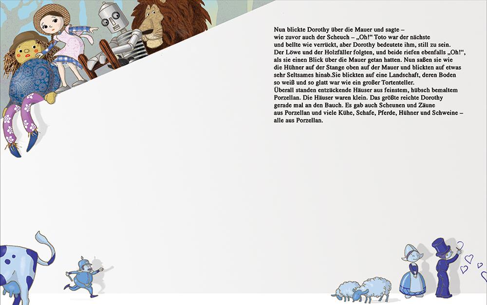 """L. Frank Baum, """" Der Zauberer von Oz"""""""