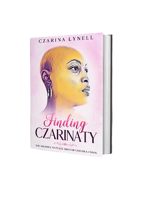 Finding Czarinaty - Autographed Copy (7-14 Business Days)