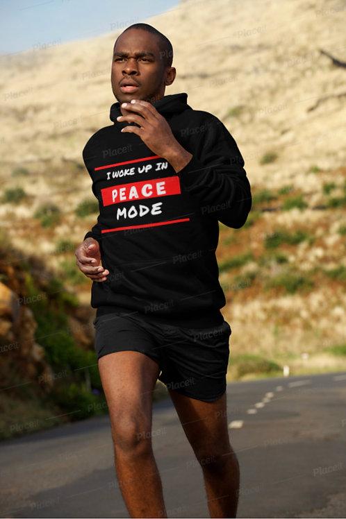 Woke Hoodie - On Black