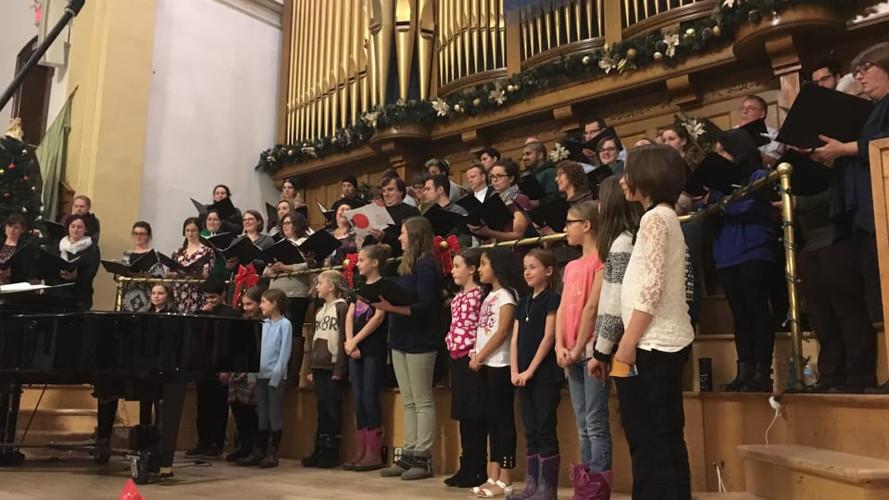 Chorale Saint-Jean