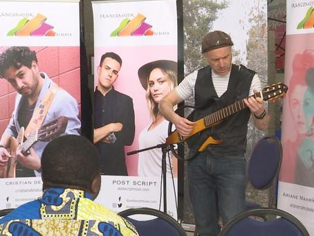 Une nouvelle ressource pour les musiciens franco-albertains