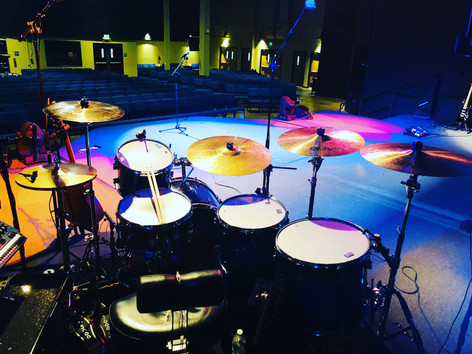 Discovery Worship-Drum Rig