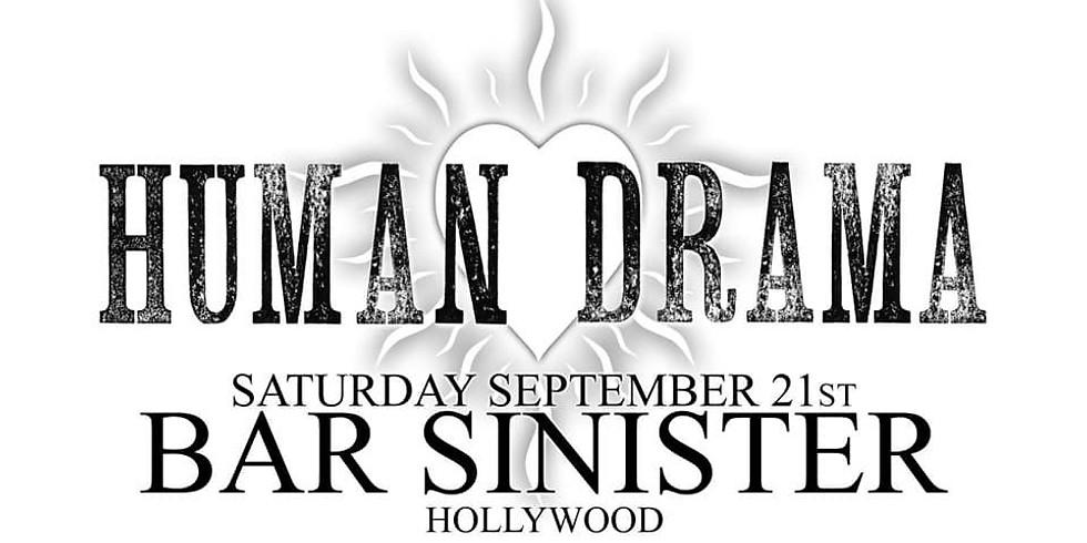 Human Drama Live @ Bar Sinister