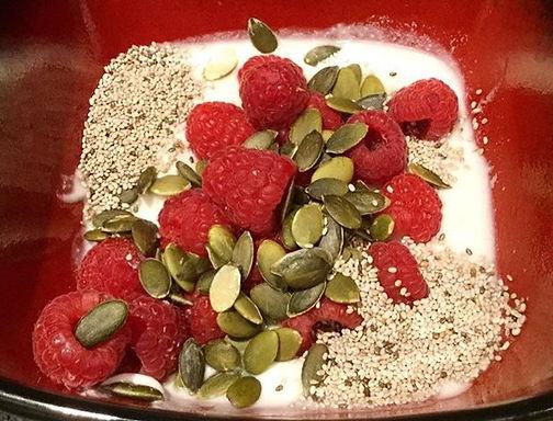 Yogurt Low-Carb