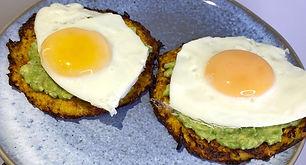 No extrañes tus comidas favoritas. Aprende a hacerlas bajas en carbohidratos. Haz tostadas con solo 3 ingredientes!