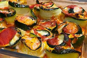 Tu platillo favorito sin culpa y sintiéndote liger@! Baja en carbohidratos, vegetariano, keto y libre de gluten.